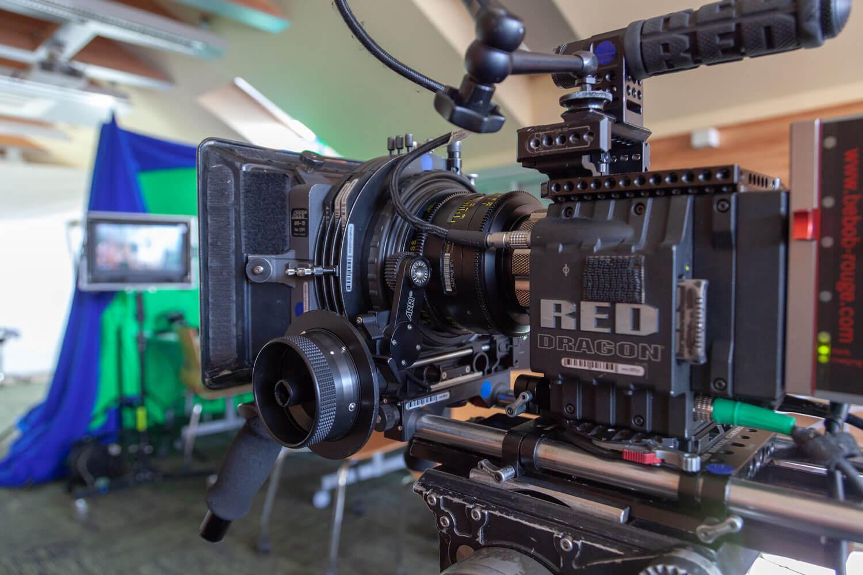 obrazotwórcy Red Kamera
